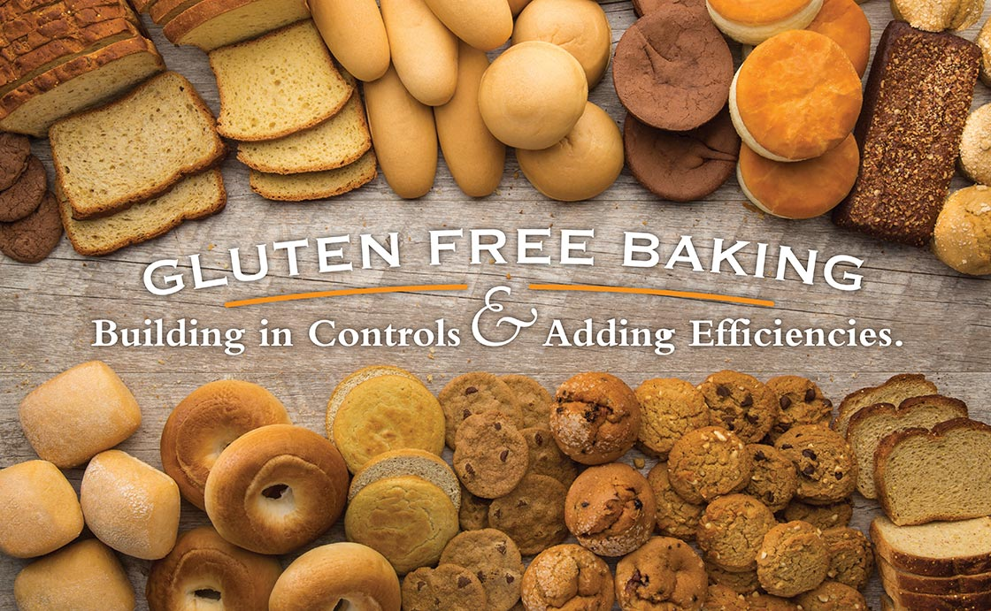 Gluten Free Baking - Building in Controls and Adding Efficiencies