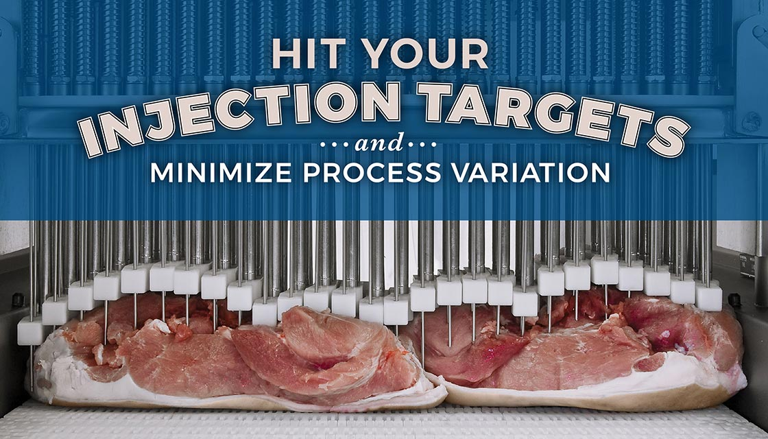 Hit Your Injection Targets and Minimize Process Variation
